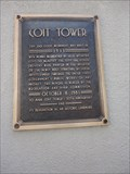 Image for Coit Tower  -  50th Years  -  San Francisco, CA