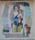 Image for Mosaik am Pfarrheim, Bernau am Chiemsee, Lk Rosenheim, Bayern