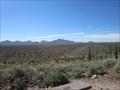 Image for Scenic Trail Overlook - McDowell Mountain Regional Park - Fountain Hills, Arizona