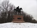 Image for General Anthony Wayne Monument - Valley Forge National Historic Park - King of Prussia, Pennsylvania