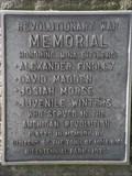 Image for Mina Memorial - Findley Lake, NY