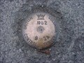 Image for BC Control Survey Marker 9....1A Victoria, BC