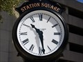 Image for Station Square Clock - Clearwater, FL