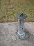 Image for John H. Lusk Sundial - Siskiyou Cemetery - Medford, Oregon