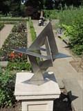 Image for Armillary Octahedron Sundial - Horniman Gardens, London Road, Forest Hill, London, UK
