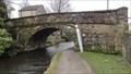Image for Stone Bridge 53 On The Rochdale Canal – Smithy Bridge, UK