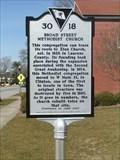 Image for Broad Street Methodist Church - Clinton, SC