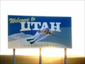 Image for Welcome to Utah - USA