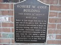 Image for Robert W. Cole Building - Glendale AZ