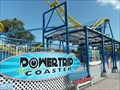 Image for PowerTrip Coaster, Fun Spot USA, Kissimmee, Florida.