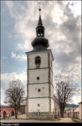 Image for Zvonice  u kostela Nanebevzetí Panny Marie / Belfry at Assumption of the Virgin Mary Church - Staré Mesto pod Landštejnem (South Bohemia)