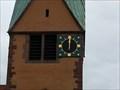 Image for Clock Leonhardskirche - Stuttgart, Germany, BW