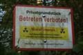 Image for Radioaktiver See - Freital, Lk. Sächs. Schweiz-Osterzgebirge, Sachsen, D