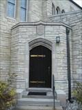 Image for St. John Chapel Door - Wisconsin Rapids, WI