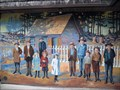 Image for First Schoolhouse, 1883 Mural - Chemainus, BC