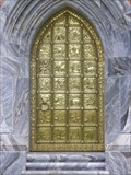 Image for Bok Tower Door, Lake Wales.