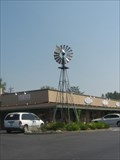 Image for East Ave Strip mall windmill - Chico, CA