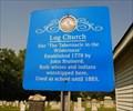 Image for Log Church, Tabernacle, NJ
