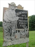 Image for Two-Sided Smokey near Pennsylvania Welcome Center