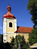 Image for Roman Catholic Church of the Annunciation - Uvaly, CZ.