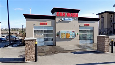 Andrs car wash westbank bc coin operated self service car view waymark gallery andrs car wash solutioingenieria Image collections