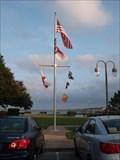 Image for Nautical Flags at Manteo, Roanoke Island, North Carolina