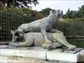 Image for Tigre Terrassant un Ours - Versailles, France