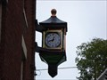 Image for Bank Clock, Bolivar, NY
