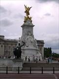 Image for Victoria Memorial - London, U. K.