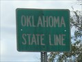 Image for AR-OK Border on Dora Road -- Dora AR