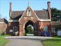 Image for Bedford Cemetery Entrance Arch - Foster Hill Road, Bedford, UK