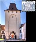 Image for Mesto Beroun - Pražská brána / Town Beroun - Prague Gate  (Central Bohemia)