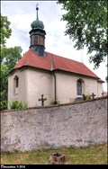 Image for Church of St. John of Nepomuk / Kostel Sv. Jana Nepomuckého (Tetín, Central Bohemia)