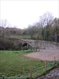 Image for Border Bridge, Chirk, B4500, Wrexham/Shropshire, Wales/England, UK