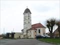 Image for kostel sv. Michaela Archandela, Želetava, Vysocina, CZ