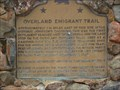 Image for Overland Emigrant Trail - Wheatland, CA