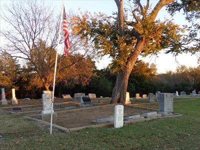 Lummus family plot