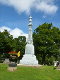 Image for Lilly Post #66 G.A.R. Monument - Syracuse, NY