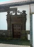 Image for Igreja de Santa Catarina doorway - São Jorge, Açores, Portugal