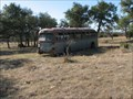 Image for Double dead bus, Grapetown, Texas