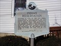 Image for Indian Reservation - Indian Mills (Vincentown), NJ