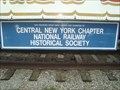 Image for Central New York Chapter of the National Railway Historical  Society - Syracuse, New York