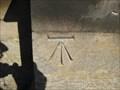Image for Cut Mark - Holy Trinity Church, Church Lane, Denford, Northamptonshire