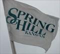Image for Municipal Flag - Spring Hill, Ks.