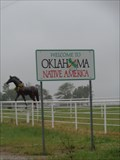 Image for Welcome to Oklahoma - USA.
