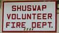 Image for Shuswap Volunteer Fire Dept.