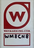 Image for P & G's Waymark Sticker - Winnipeg MB