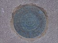 Image for U.S. Coast and Geodetic Survey Benchmark CS2054 - Hillsboro, TX