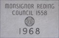 Image for 1968 - Knights of Columbus - Wisconsin Rapids, WI