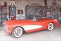 Image for Route 66 Corvette - Hackberry General Store - Arizona, USA